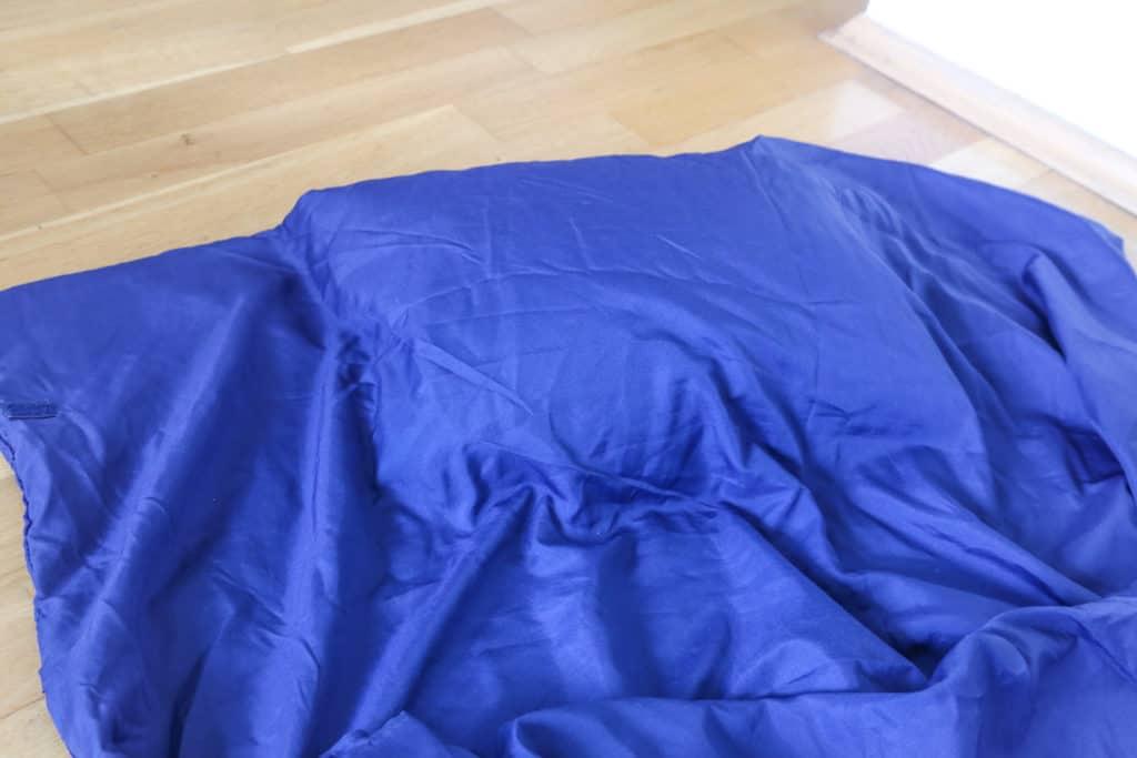 Bahidora Hüttenschlafsack Test
