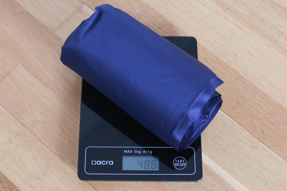 Bahidora Isomatte Gewicht