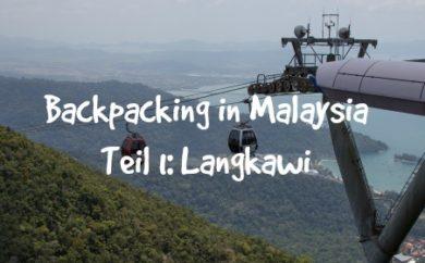 Langkawi Backpacking Malaysia