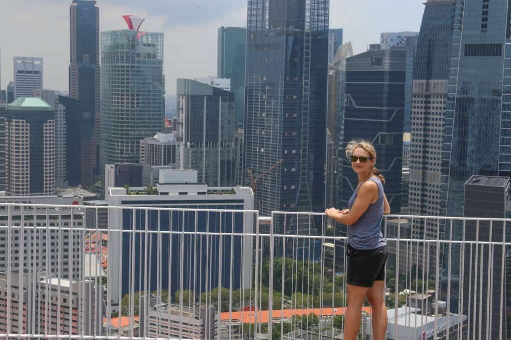 Jasmin in Singapur
