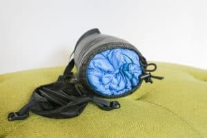 Alpin Loacker Sommerschlafsack eingepackt