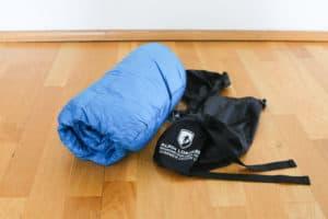 Alpin Loacker Sommerschlafsack Hülle