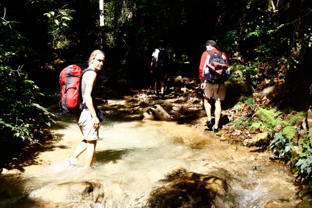 backpacking thailand chiang mai