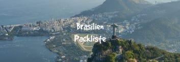 brasilien packliste