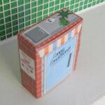 Duschbrocken Schachtel