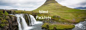 island packliste