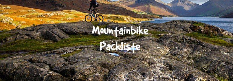 mountainbike packliste