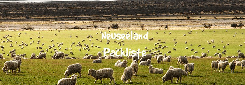 neuseeland packliste
