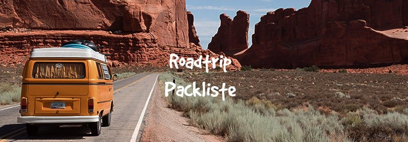 Roadtrip-Packliste