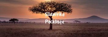 südafrika packliste