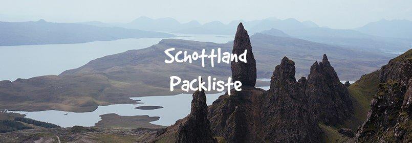 Und Zum Packliste Ausdrucken Schottland Abhaken DEH29I