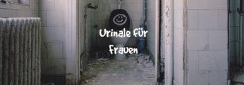 urinale für frauen