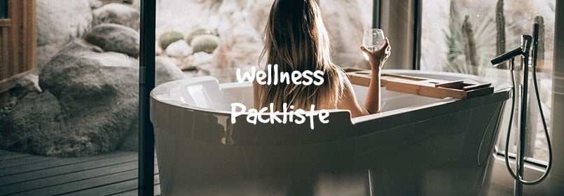 wellness packliste