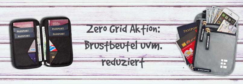 zero grid aktion promotion